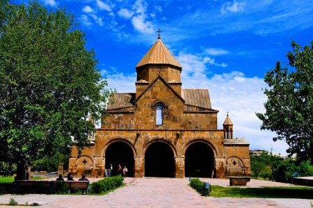 Принятие христианства Арменией