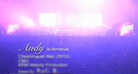 Andy Live koncert in Armenia 2010 | Енди концерт в Армении
