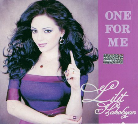 Lilit Hakobyan - One for Me (2012)