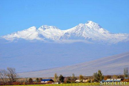 Знаете ли вы, что Арагац - самая высокая гора в Армении