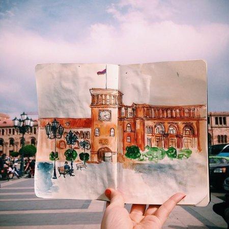 Фото дня 17.05.2014 - Ереван