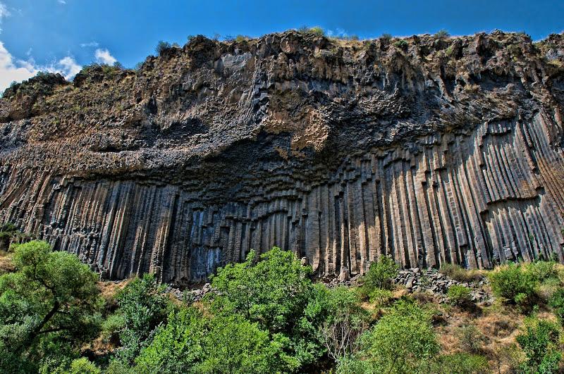 Власти Армении решили создать охраняемую зону вокруг природного памятника «Симфония камней» в Гарни