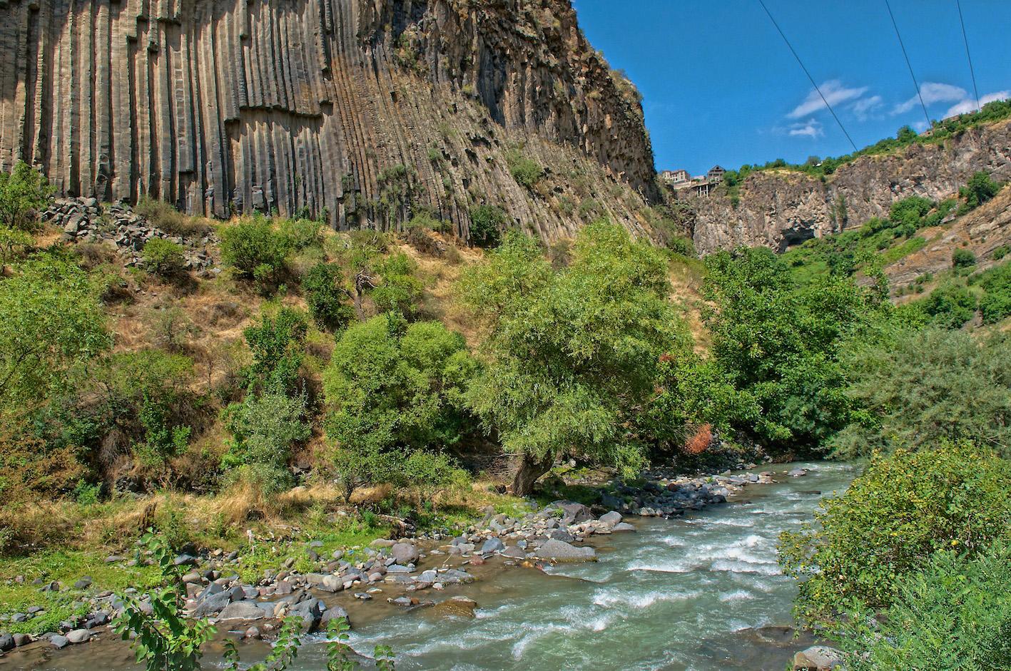 Ущелье Гарни - Симфония камней » HAYWEB.RU - Армянский ...