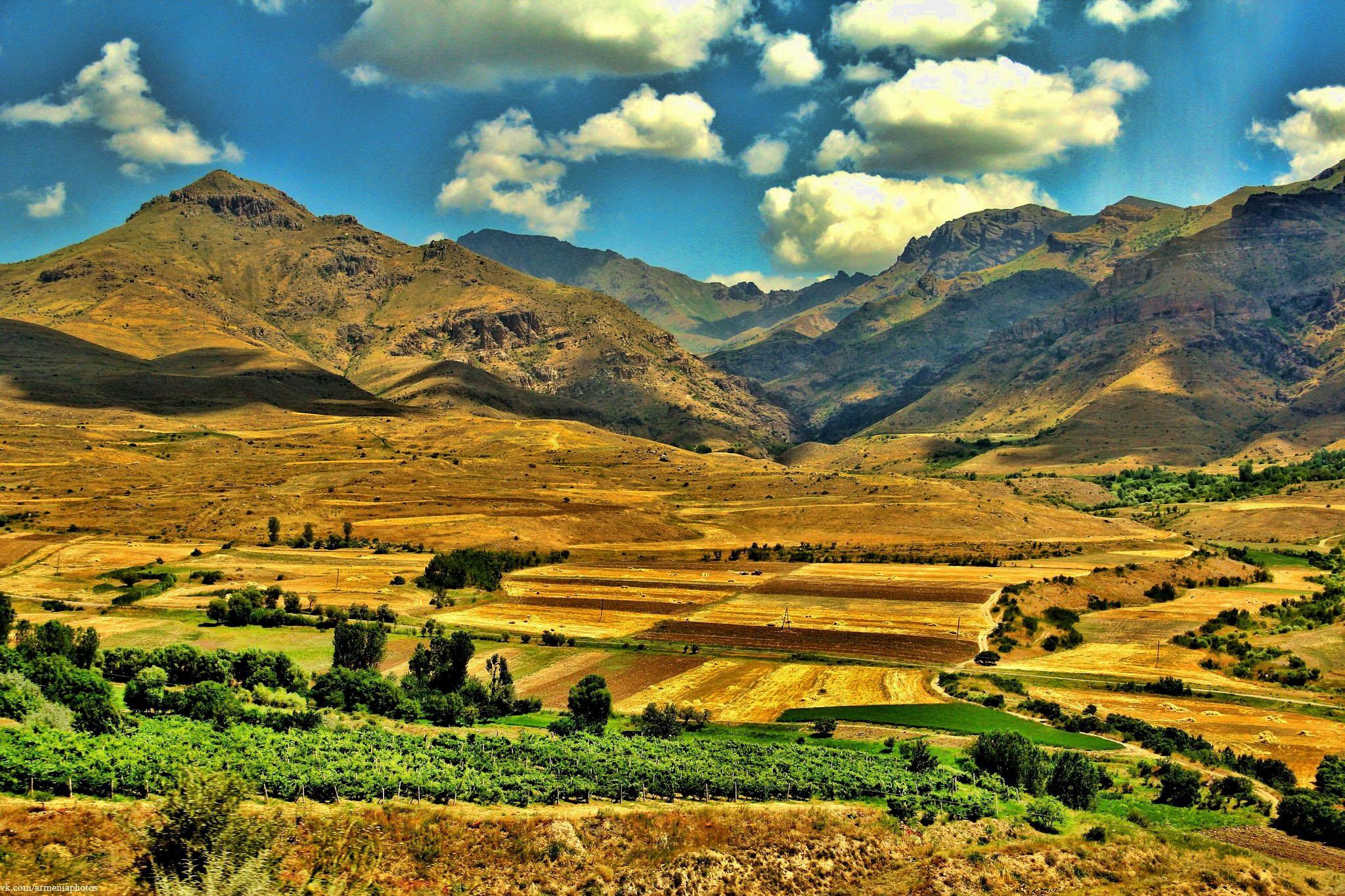 Насладись красотой природы Армении...