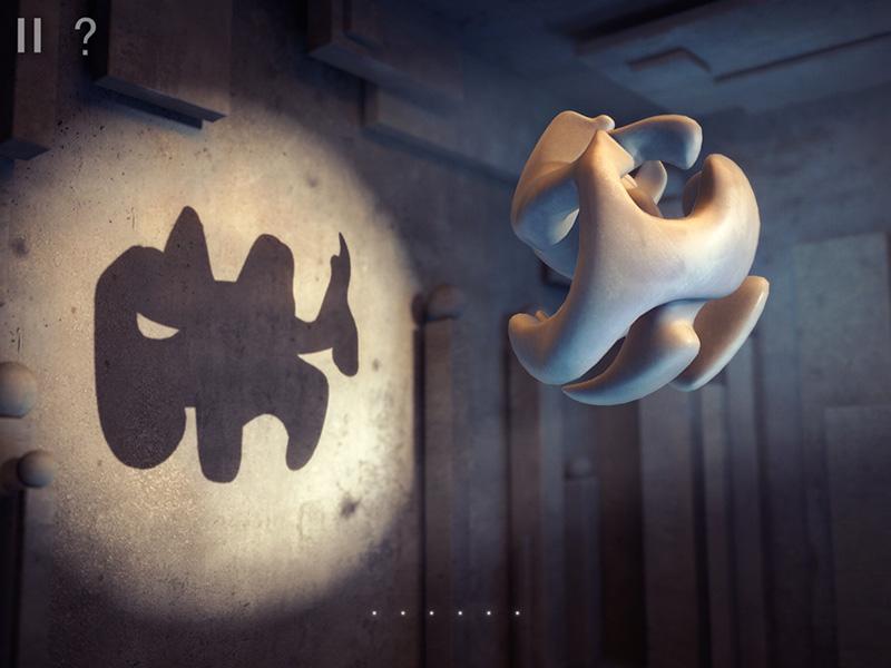 Shadowmatic приносит Apple, дизайн награду Армении