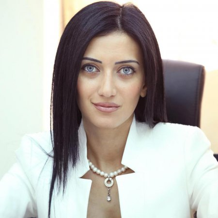 Арпине Ованнисян - Депутат парламента Армении