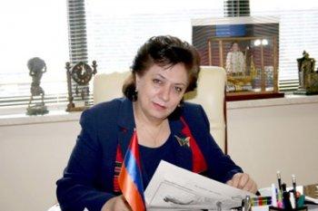 Грануш Акопян считает сложной задачей сохранение армянского языка в Диаспоре