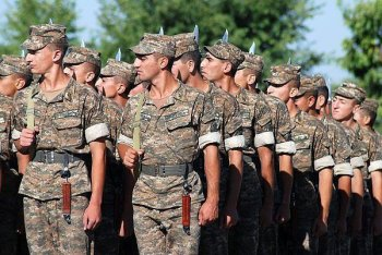 В перестрелке на границе Армении и Азербайджана были раненые