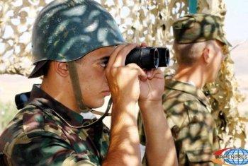 За прошедшую неделю противник стрелял в сторону армянских позиций более  12000 раз