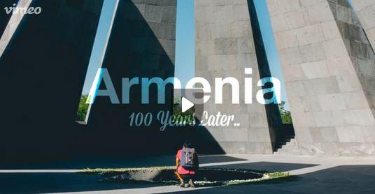 Армения: сто лет после геноцида!