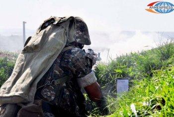 За прошедшую неделю противник нарушил режим перемирия  1100 раз