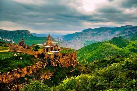National geographic включил Татевский монастырь в список самых живописных мест