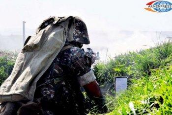 За прошедшую неделю противник нарушил режим перемирия 900 раз