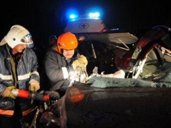 Под Тулой опрокинулся следовавший рейсом «Москва-Ереван» автобус: 7 погибших