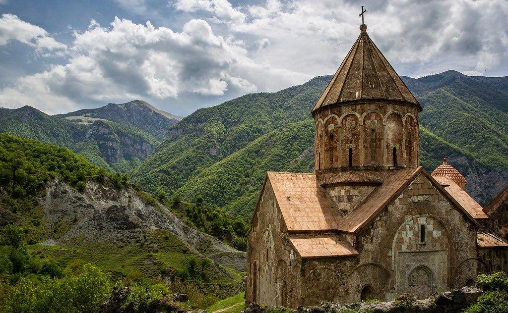 Итальянский журналист: Посетить монастырь Дадиванк – значит открыть сердце Кавказа