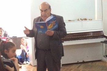 Скончался известный армянский детский писатель