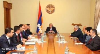 Президент Арцаха: туризм является одной из ключевых сфер для развития республики