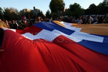 «Левада-центр»: 40% россиян хотят видеть Карабах независимым государством
