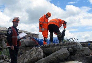 Землетрясение произошло на армяно-грузинской границе