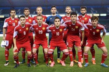 Сборная Армении проиграла чехам в товарищеском матче с крупным счетом