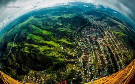 Потрясающий Горис, Армения