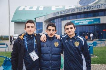 Айк Мартиросян и Мануэль Петросян принесли Армении золото юношеского ЧМ по шахматам