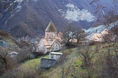 Dadivank monastery, Artsakh
