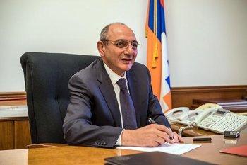 Президент НКР отвечает на вопросы СМИ Армянской Диаспоры