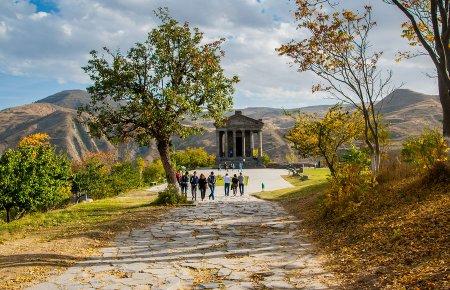 Храм Гарни, Армения