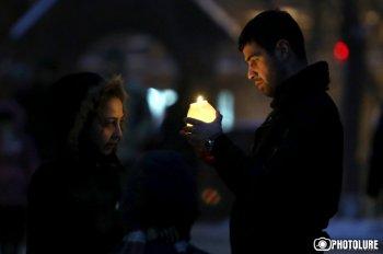 В Армении празднуют Святое Рождество