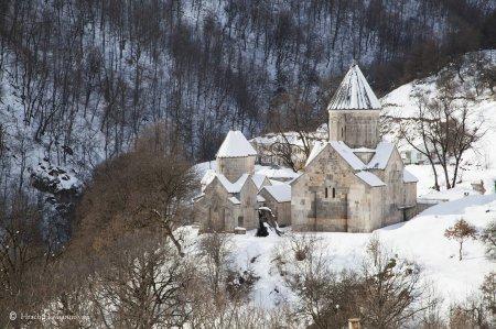 Монастырь Агарцин, Армения