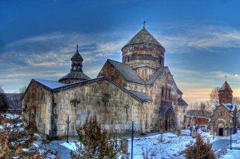 Армянская Церковь отмечает Рождественский Сочельник