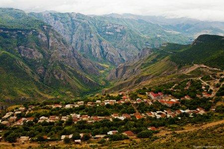 Деревня Алидзор