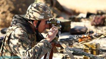 Минобороны НКР: Ночью ВС Азербайджана нарушили режим перемирия свыше 40 раз