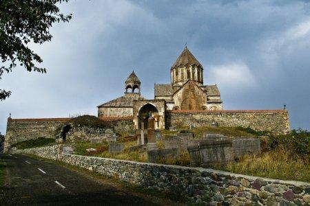Гандзасарский монастырь, Арцах