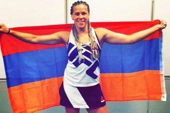 Кэтлин Чукагян: я выиграю и подниму армянский флаг