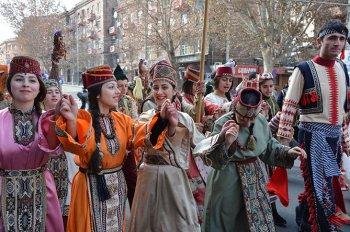 Масленицу отметят в Ереване с большим размахом