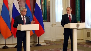 Серж Саргсян в Москве: преодолевая завесу неопределённости