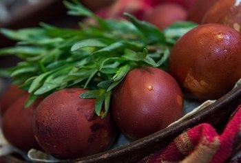 Армяне отмечают Пасху - праздник Светлого Христова Воскресения