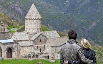 Пасха в Ереване: welcome, россияне