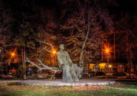 Памятник Комитасу в Ереване