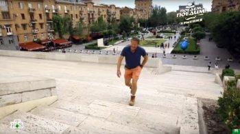 «Я обожаю эту страну»: ведущий шоу «Поедем, поедим!» Джон Уоррен вновь посетил Армению