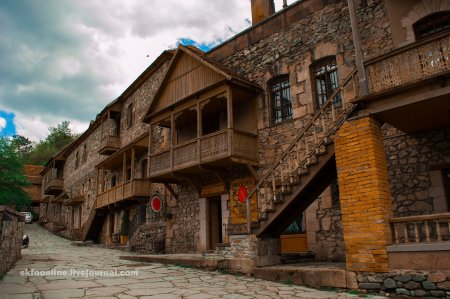 Армения. Город Дилижан