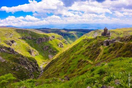 Крепость Амберд, Армения