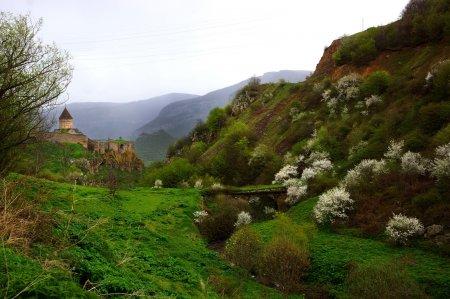 Монастырь Татев и его окрестности