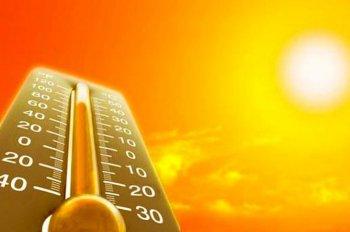 МЧС Армении предупреждает об аномальной жаре