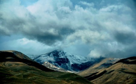 Гора Арагац, Армения