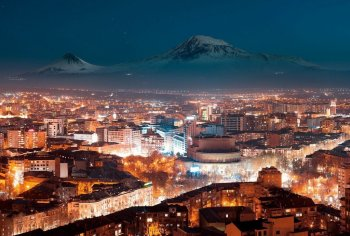 Столица Армении – Ереван – сегодня празднует 2799-летие