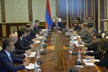 Армения готовится к проведению трех крупных мероприятий в 2018 году