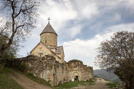 Церковь Нор Варага, Тавуш, Армения